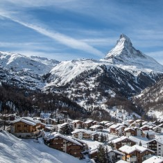 Zermatt Village, Western Europe