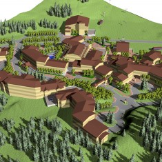 Mammoth Mountain Village