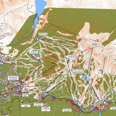 Mammoth Mountain Master plan