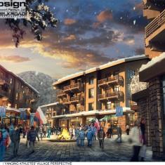 OWG 2022 Yanqing Athletes Village