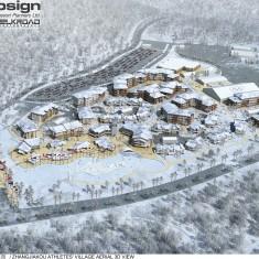 OWG 2022 Zhangjiakou Athletes Village