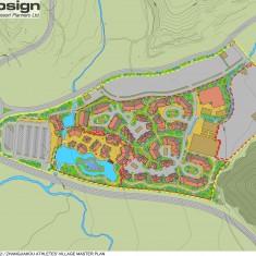 OWG 2022 Zhangjiakou Athletes Village Master Plan