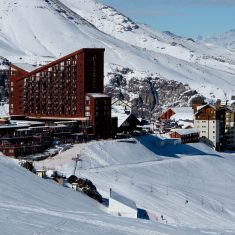 Valle Nevado Ski Resort